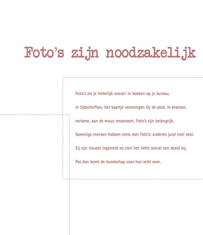 Fotograaf Utrecht - auteur - jouw bedrijf in the picture - foto's zijn noodzakelijk