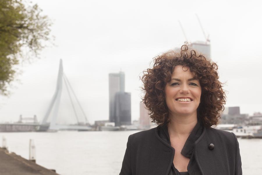 Fotograaf Utrecht - zakelijk portret buiten - portretfotograaf