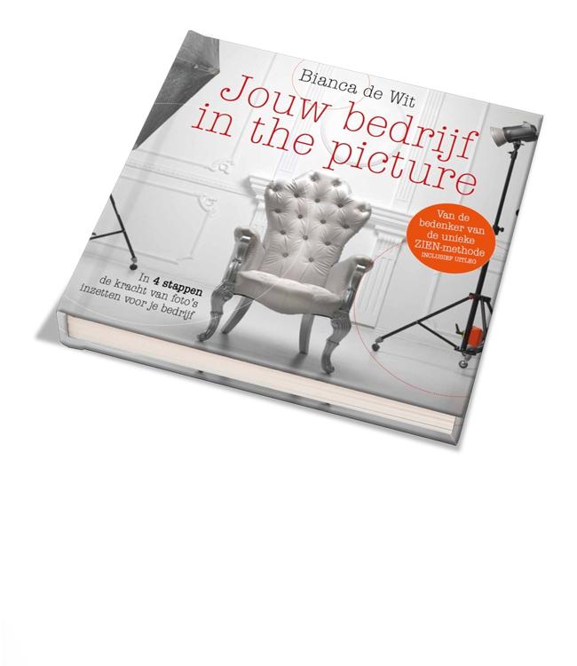 Fotograaf Utrecht - auteur - jouw bedrijf in the picture - cover 1