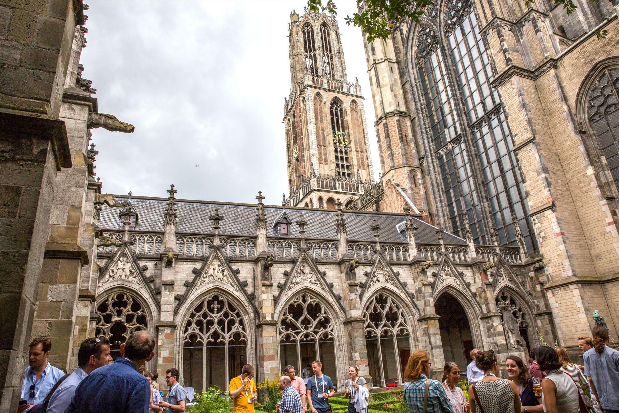 BFoto Fotograaf Utrecht evenement fotografie Dom Academie gebouw
